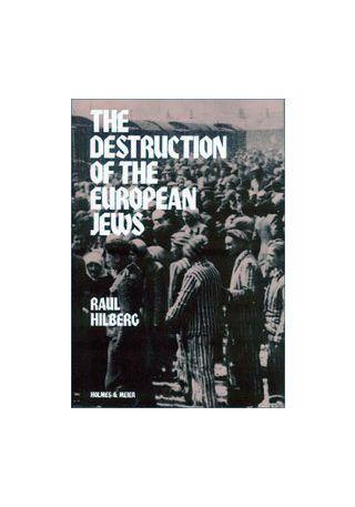 Raul Hilberg, The Destruction of the European Jews, Homes & Meier 1985. Zuerst 1961 erschienen bei Quadrangle in Chicago.