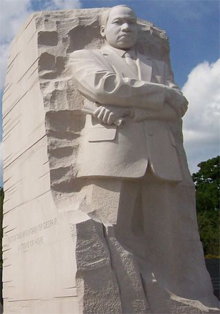 Martin Luther King, Jr. National Memorial, Washington, DC, USA, Foto: Christine Knauer [https://creativecommons.org/licenses/by/3.0/de/ CC BY 3.0 DE]