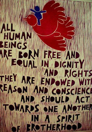 Teaserbild Menschenrechte und Neue Menschenrechtsgeschichte