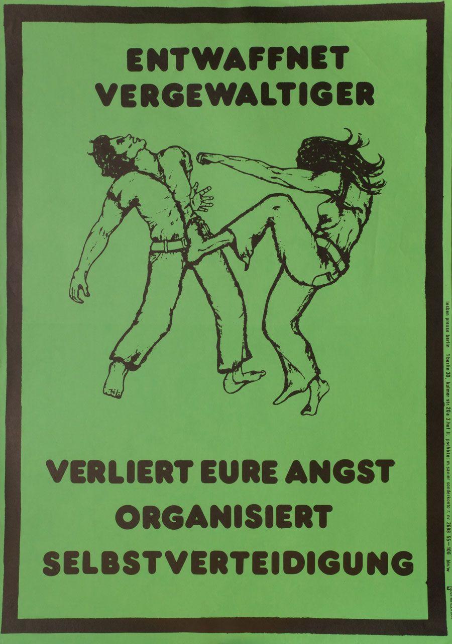 Plakat der »lesben presse berlin«, 1974 (Archiv des Hamburger Instituts für Sozialforschung)
