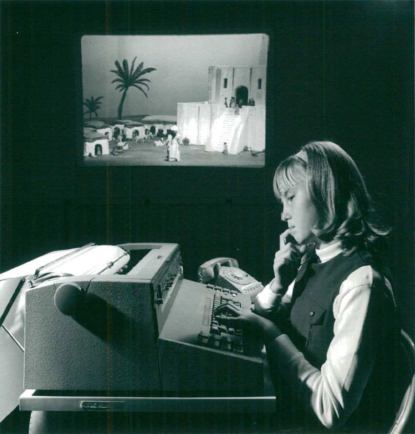 """Research in Advanced Teaching Methods: Computerized Games helping New York Youngsters learn how to run a store, a company or a country"" – Pressemitteilung vom 19. März 1968: Im Auftrag der Boards of Cooperative Educational Services (BOCES) in New York wurde 1968 anhand des ''Sumerian Game'' untersucht, ob computergestützte Spiele wirtschaftliche Prinzipien an Jugendliche vermitteln können. Quelle: IBM Corporation Archives, Northeastern Bureau, Special Placement to the Newspaper Enterprise Association on February 15, 1968, S. 2."