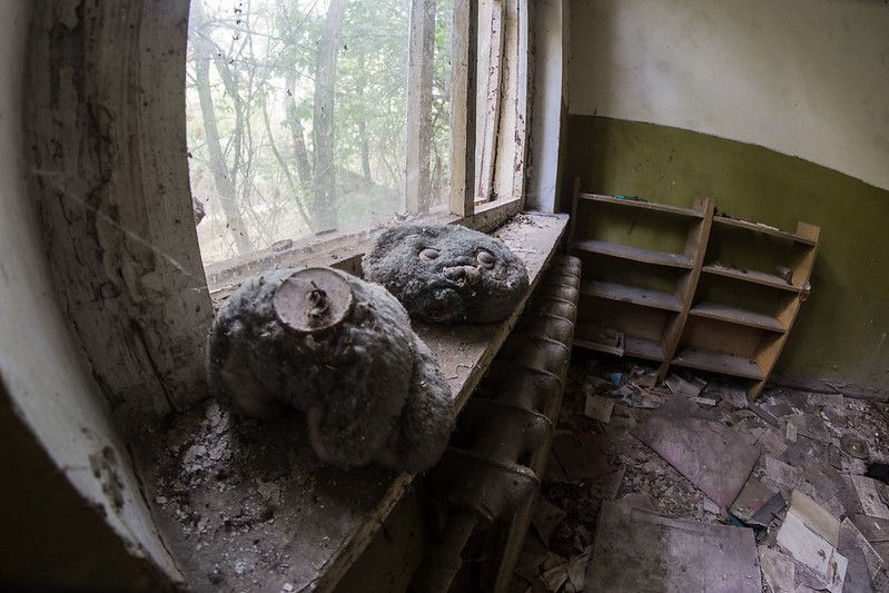 Dark Tourism: Tschernobyl. Foto: Wendelin Jacober, 6. Dezember 2016. Quelle: [https://www.flickr.com/photos/wendelinjacober/31409933876/in/photostream/ Flickr] public domain